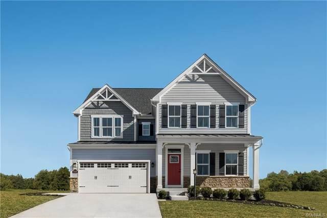 13807 Bastian Drive, Chesterfield, VA 23836 (MLS #2001001) :: Small & Associates