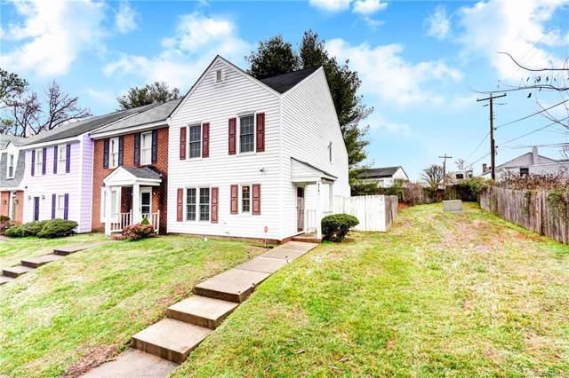 8701 Hermitage Trace Circle, Henrico, VA 23228 (MLS #2001496) :: Small & Associates