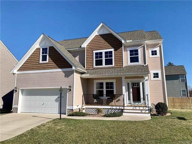 9042 Brevet Lane, Mechanicsville, VA 23116 (MLS #2001918) :: EXIT First Realty