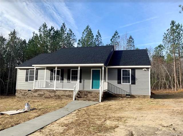 11325 Webb Road, Disputanta, VA 23842 (MLS #2002004) :: The Redux Group