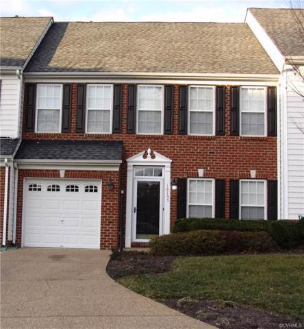 10155 Cool Hive Place #11055, Mechanicsville, VA 23116 (MLS #2002331) :: Small & Associates