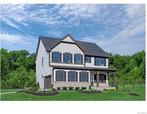 4770 Hepler Ridge Way, Glen Allen, VA 23059 (MLS #2002396) :: Small & Associates
