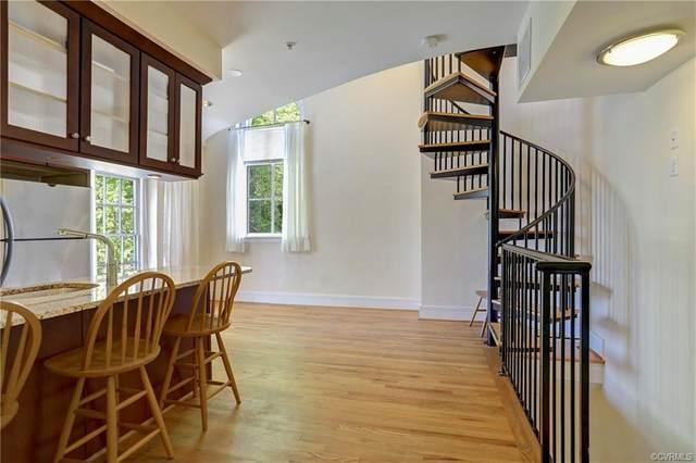 9 E Clay Street #8, Richmond, VA 23219 (MLS #2003000) :: Small & Associates