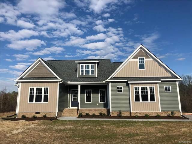 7815 Blue Tartan, North Dinwiddie, VA 23803 (MLS #2003218) :: Small & Associates
