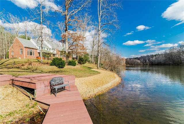 1612 Wildwood Shores Drive, Powhatan, VA 23139 (MLS #2004123) :: EXIT First Realty