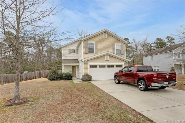 7350 Jeanne Drive, Gloucester, VA 23061 (MLS #2004145) :: Small & Associates