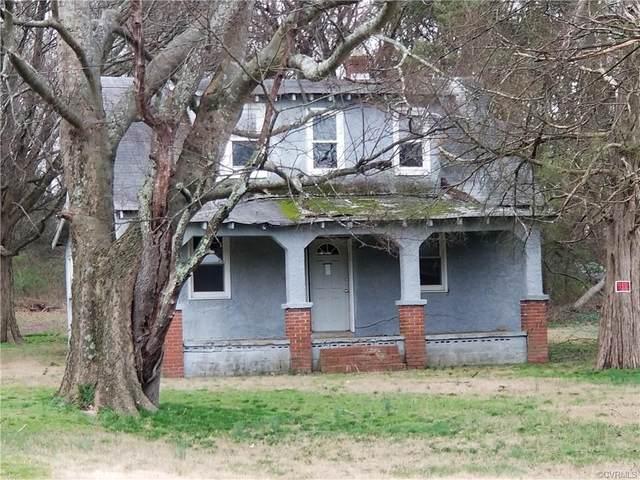 9439 Hilda Avenue, North Chesterfield, VA 23237 (MLS #2004276) :: Small & Associates