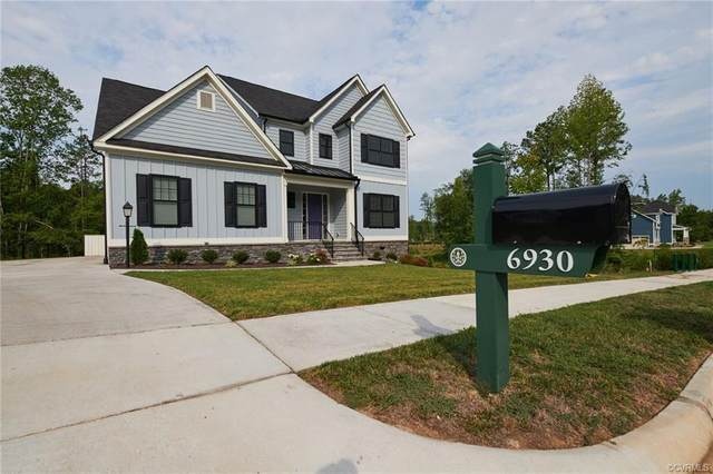 6930 Carden Park Drive, Chesterfield, VA 23120 (MLS #2004294) :: The Redux Group