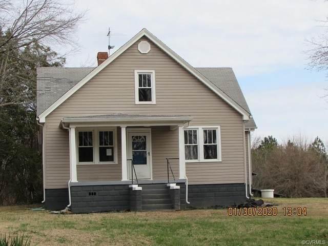 1143 Walnut Hill Road, Blackstone, VA 23824 (MLS #2004467) :: Small & Associates