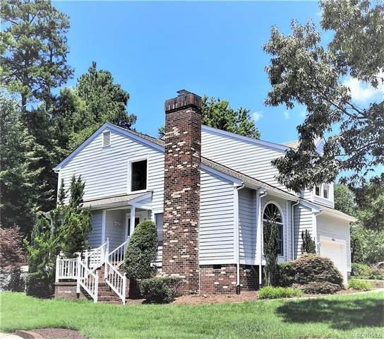 1615 Logwood Circle, Henrico, VA 23238 (MLS #2004649) :: EXIT First Realty