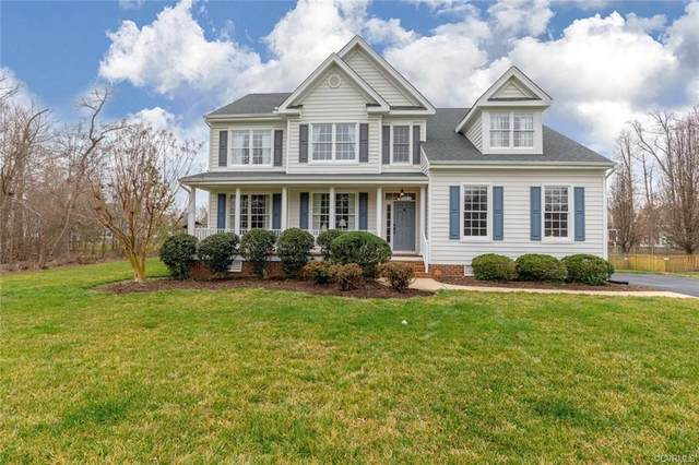 14013 Forest Creek Drive, Midlothian, VA 23113 (MLS #2004796) :: The Redux Group