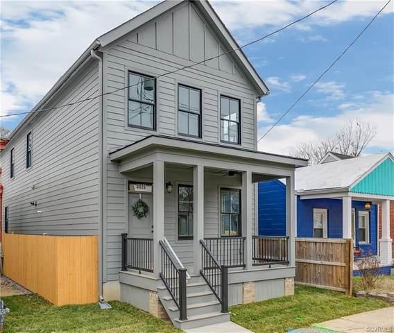 3026 Grayland Avenue, Richmond, VA 23221 (#2005110) :: Abbitt Realty Co.