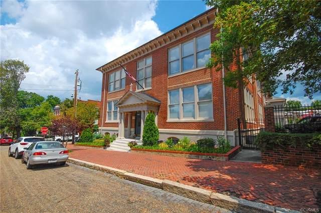 2600 E Grace Street #22, Richmond, VA 23223 (MLS #2005619) :: The Redux Group