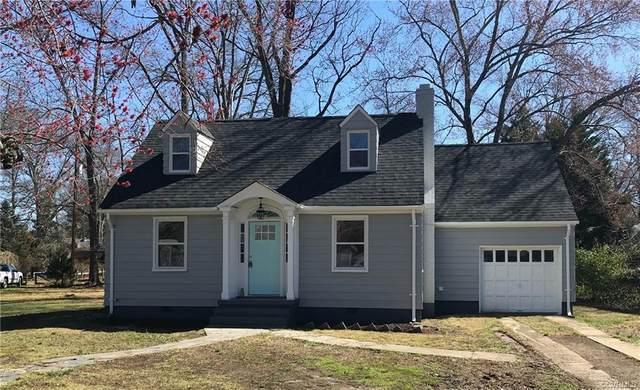 302 Jackson Avenue, Hanover, VA 23150 (MLS #2005662) :: The RVA Group Realty