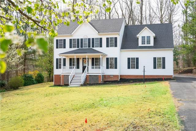 4232 Cedar Creek Lane, Prince George, VA 23875 (MLS #2005936) :: The Redux Group