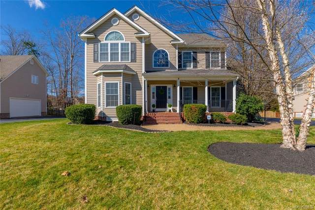 9130 Sir Britton Drive, Chesterfield, VA 23832 (MLS #2006167) :: The RVA Group Realty