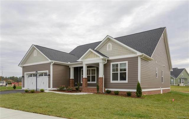 4529 Thorncroft Drive, Glen Allen, VA 23059 (MLS #2006232) :: Small & Associates