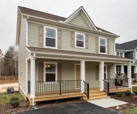 8566 Meadowsweet Drive, Mechanicsville, VA 23116 (MLS #2006832) :: Village Concepts Realty Group