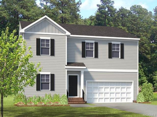 Lot 7 Fairmont Place, Aylett, VA 23009 (MLS #2007046) :: Small & Associates