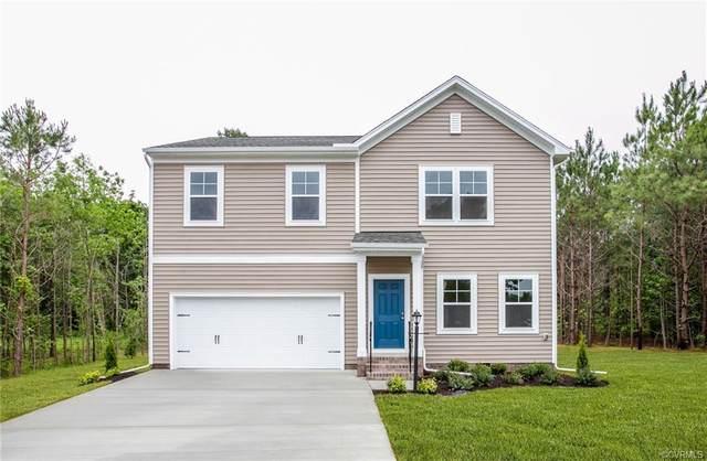 Lot 8 Fairmont Place, Aylett, VA 23009 (MLS #2007051) :: Small & Associates