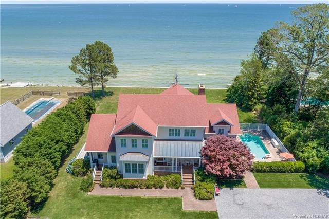 744 S Stove Point Road, Deltaville, VA 23043 (MLS #2007058) :: EXIT First Realty