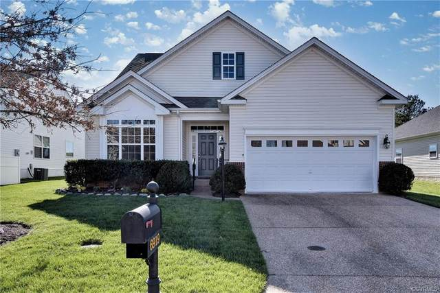 6919 Chancery Lane, Williamsburg, VA 23188 (MLS #2007476) :: Small & Associates