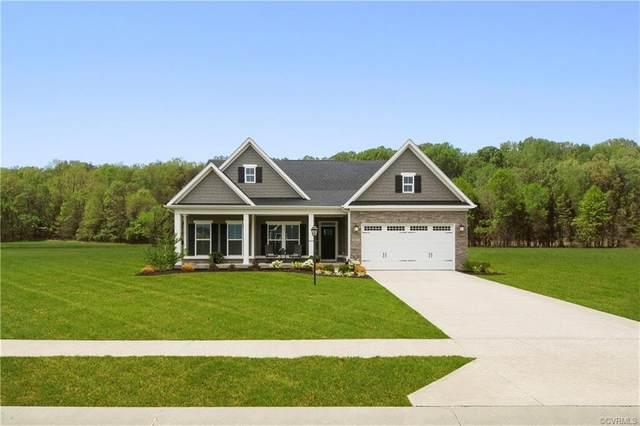13501 Bastian Drive, Chesterfield, VA 23836 (MLS #2008100) :: Small & Associates