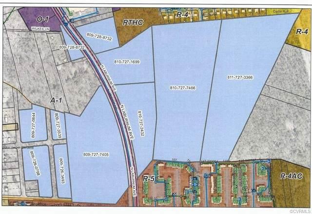 800 N Laburnum Avenue, Henrico, VA 23222 (MLS #2008392) :: Small & Associates