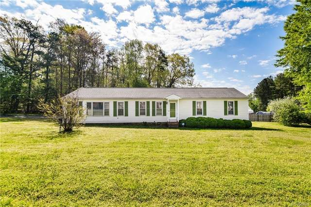 5731 Belmont Road, Chesterfield, VA 23234 (MLS #2008914) :: EXIT First Realty