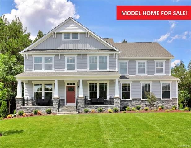 1600 James Overlook Drive, Chester, VA 23836 (MLS #2009240) :: Small & Associates