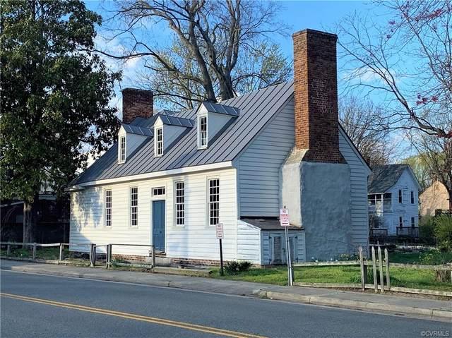 314 S Water Lane, Tappahannock, VA 22560 (MLS #2009298) :: Village Concepts Realty Group
