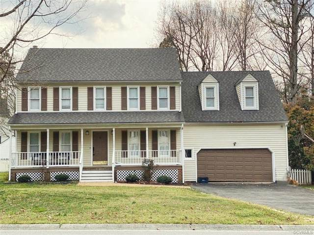5418 Standing Oak Road, Chesterfield, VA 23112 (MLS #2009814) :: The RVA Group Realty