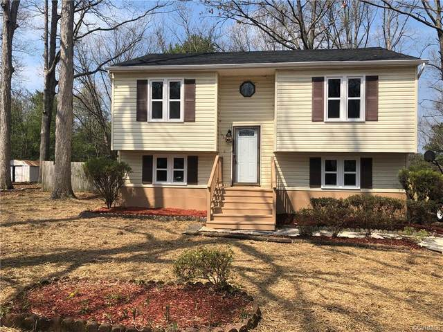 19510 Walker Avenue, South Chesterfield, VA 23834 (MLS #2009872) :: EXIT First Realty