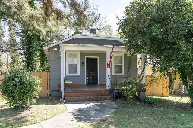 2823 5th Avenue, Richmond, VA 23222 (MLS #2009910) :: Small & Associates