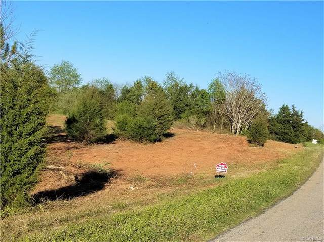 Lot 4 Walnut Hill Road, Nottoway, VA 23824 (MLS #2010238) :: The Redux Group