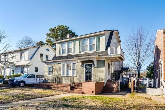 4812 Chamberlayne Avenue, Richmond, VA 23227 (MLS #2010576) :: Small & Associates