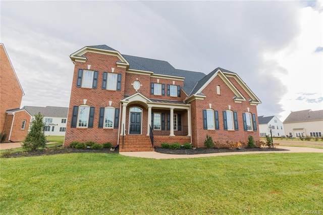6301 Ellington Woods Drive, Glen Allen, VA 23059 (#2011148) :: Abbitt Realty Co.