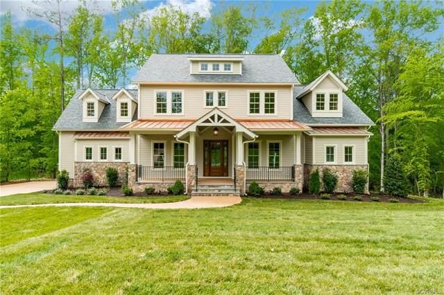 310 Broadfield Lane, Goochland, VA 23103 (MLS #2011359) :: Small & Associates