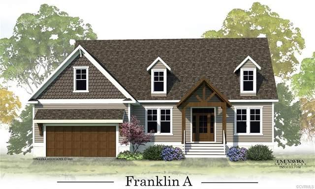 9655 Laurel Heights Court, Glen Allen, VA 23060 (MLS #2011840) :: Treehouse Realty VA