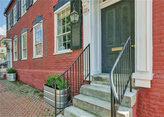 1813 E Grace Street, Richmond, VA 23223 (MLS #2011850) :: EXIT First Realty
