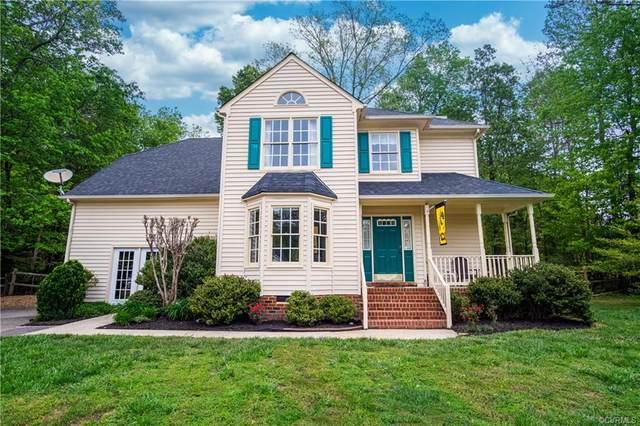 7601 Centerbrook Lane, Chesterfield, VA 23832 (MLS #2012640) :: Small & Associates