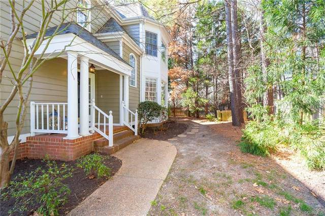 3804 Wellesley Terrace Circle, Henrico, VA 23233 (MLS #2012768) :: EXIT First Realty