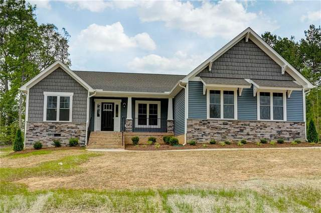 9269 Stingray Point Ct, New Kent, VA 23141 (MLS #2013258) :: EXIT First Realty