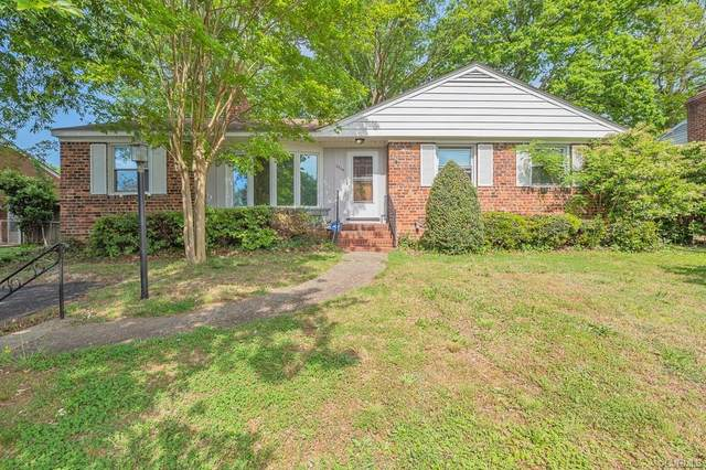 2704 Dancer Road, Henrico, VA 23294 (MLS #2013334) :: Small & Associates