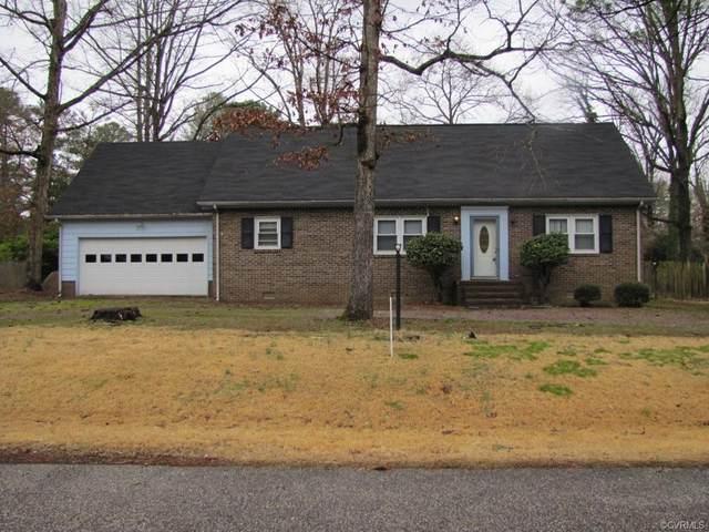 1905 Bogese Drive, Petersburg, VA 23805 (MLS #2013757) :: Small & Associates