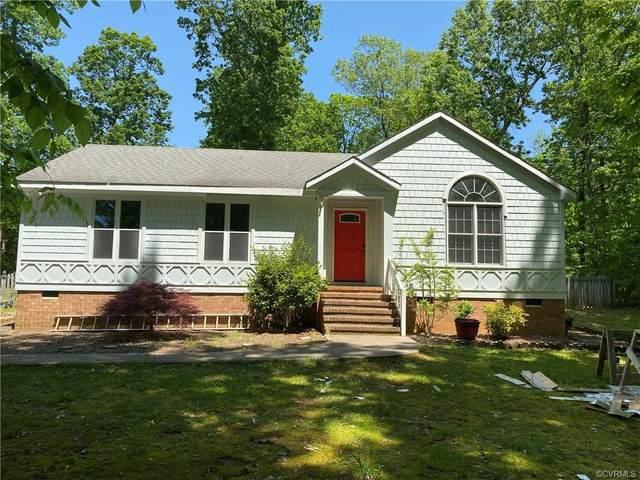 5810 Trenholm Woods Drive, Powhatan, VA 23139 (MLS #2013774) :: Small & Associates