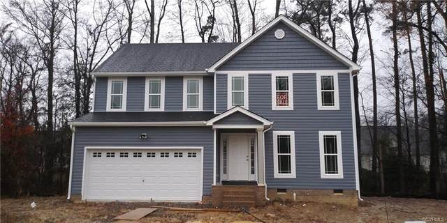 254 White Sand Court, Colonial Heights, VA 23834 (MLS #2013843) :: The Redux Group