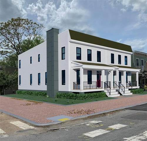3021 E Marshall Street, Richmond, VA 23223 (MLS #2014741) :: Small & Associates