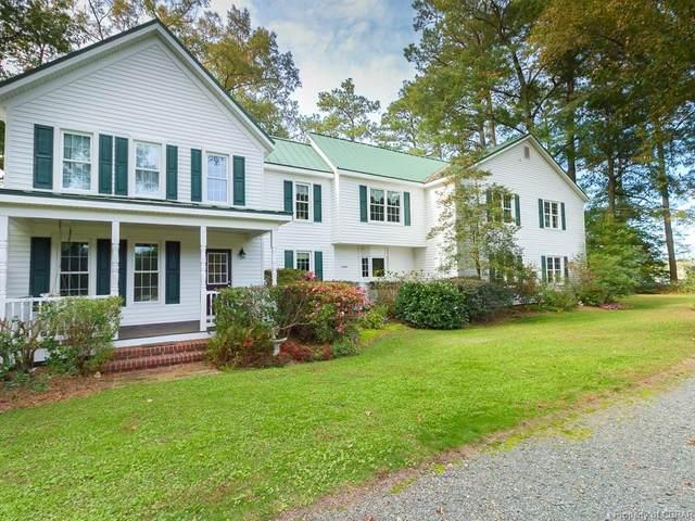 397 Bendall Lane, Mathews, VA 23109 (MLS #2014900) :: The Redux Group