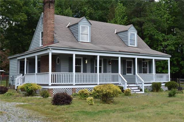 11183 Kenmont Lane, Ashland, VA 23005 (MLS #2014948) :: EXIT First Realty
